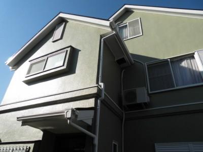 静岡市清水区T様邸屋根外壁塗装工事